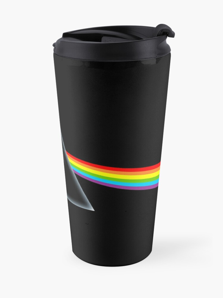 Alternate view of The Dark Side Of The Moon Travel Mug