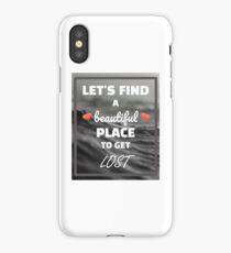 Ocean Couple  iPhone Case