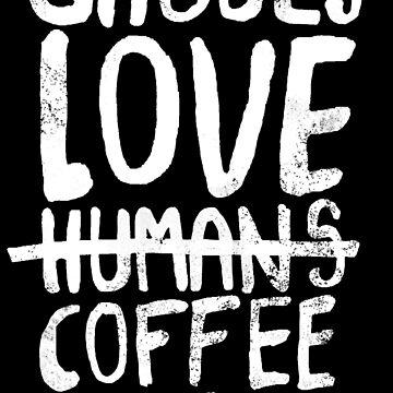 Ghouls encanta el café de fanfreak1