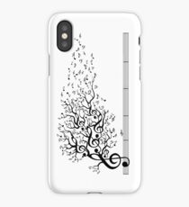 The Sound of Nature In Motion iPhone Case