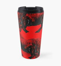 RED BULLS  Travel Mug