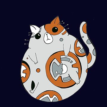 Kitty BB-8 by Redemsch