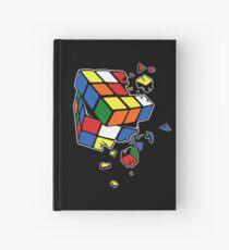 Exploding Cube Hardcover Journal
