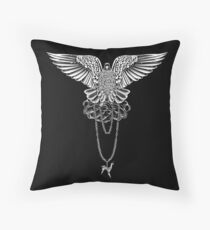 I've Seen Things Blade Runner Throw Pillow