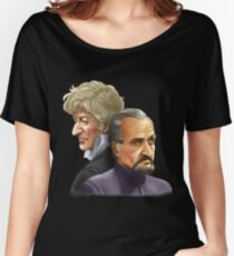The Doctor and the Master Women's Relaxed Fit T-Shirt