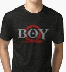 God of War : Boy Tri-blend T-Shirt