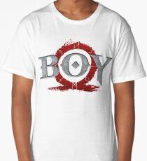 God of War : Boy Long T-Shirt
