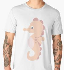 sea horse Men's Premium T-Shirt