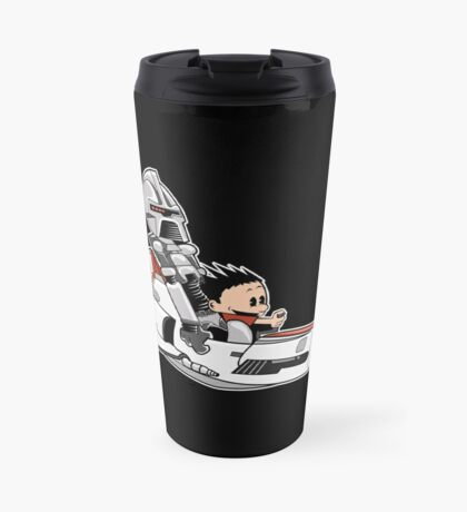 Holy Frak! Travel Mug