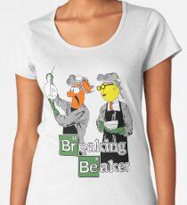 Breaking Beaker Women's Premium T-Shirt