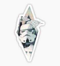 Graphic Storm!@#$#er Illustration Sticker