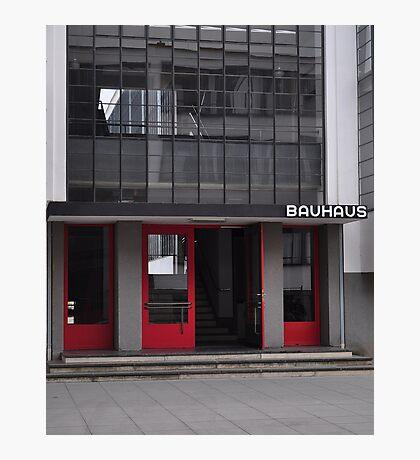 Bauhaus Photographic Print