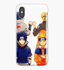 NARUTO & SASUKE iPhone Case