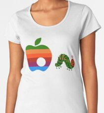 Very Hungry for Apple Women's Premium T-Shirt