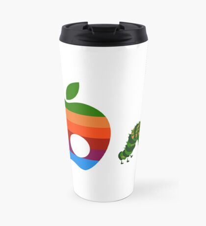Very Hungry for Apple Travel Mug