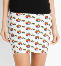 Very Hungry for Apple Mini Skirt