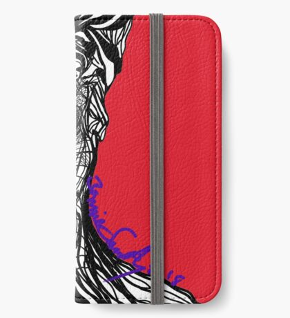 Woman Within2 iPhone Wallet
