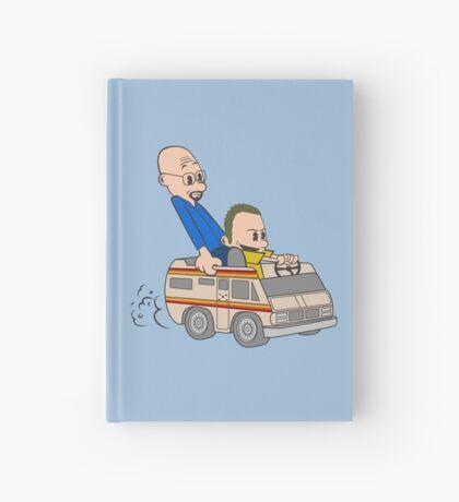 Jesse & Mr White Hardcover Journal