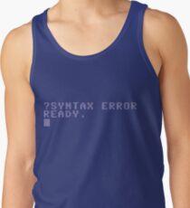 Syntax Error Tank Top