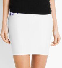 Syntax Error Mini Skirt