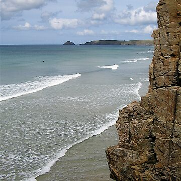 Perranporth, Cornwall  no.2 by lovebitten