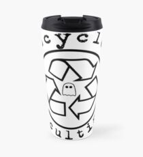 Recycled Occultism merch Travel Mug