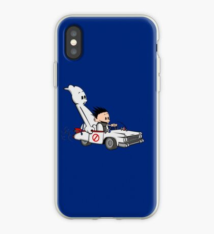 Who You Gonna Call GB? iPhone Case