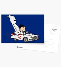 Who You Gonna Call GB? Postcards