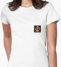 Aardvark Company Logo Women's Fitted T-Shirt