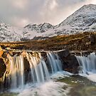 Fairy Pools, Isle of Skye, in Winter by derekbeattie