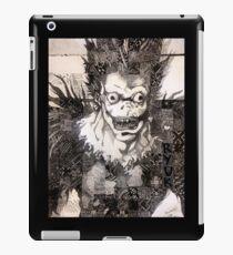 Ryuk - pen and ink iPad Case/Skin