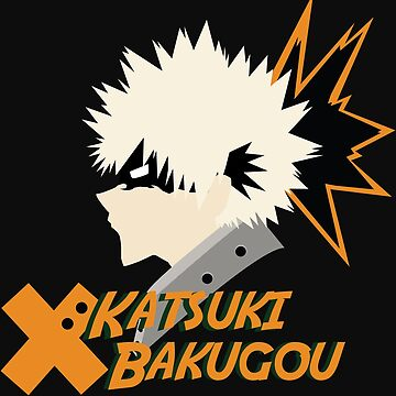 Bakugou Profile  by AquaMoon