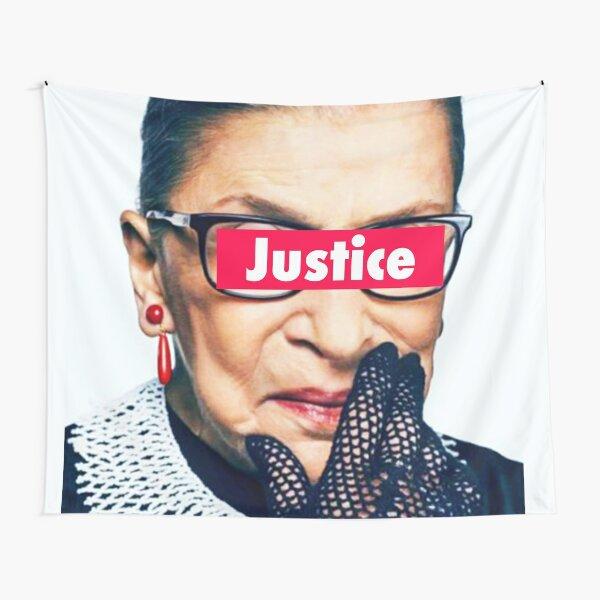 RBG - Supreme Court JUSTICE Tapestry