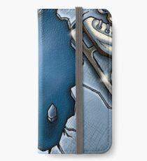 Treading On Thin Ice iPhone Wallet/Case/Skin