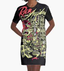 Rock accident Graphic T-Shirt Dress