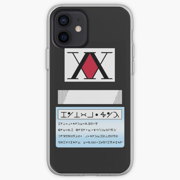 Licence Hunter  Coque souple iPhone