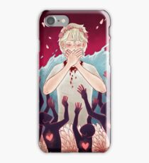 Toothy Tarot: Mïllo (Judgement) iPhone Case/Skin