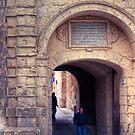 Greek's Gate - Mdina, Malta 2 by Jakov Cordina