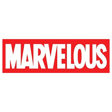 Marvelous by hypetype