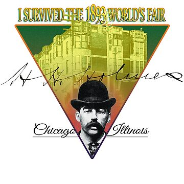 I Survived H.H. Homes at the World's Fair by nostalgiagame