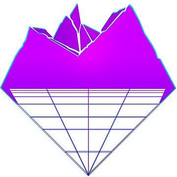 Mountain Grid by CDJones