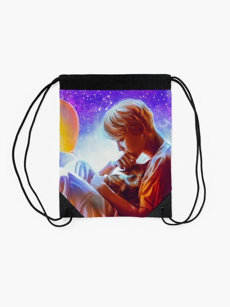 Alternate view of Serendipity Drawstring Bag