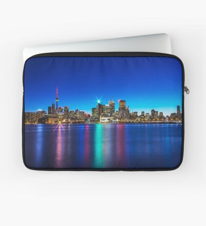 Toronto Skyline 4 Laptop Sleeve