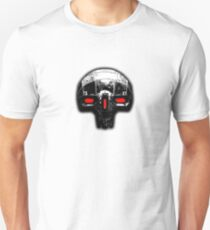 Atlas Head - MWO/Battletech Unisex T-Shirt