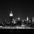 N.Y. by Charles Adams