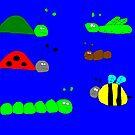Bugs by Gabe-Draws