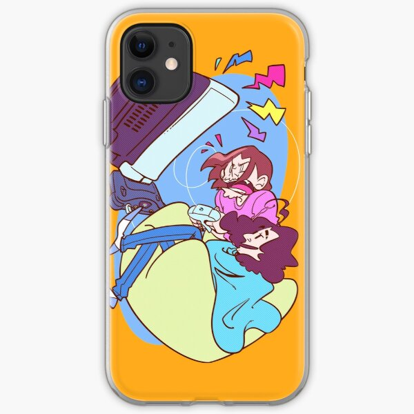 Game Grumps iPhone Soft Case