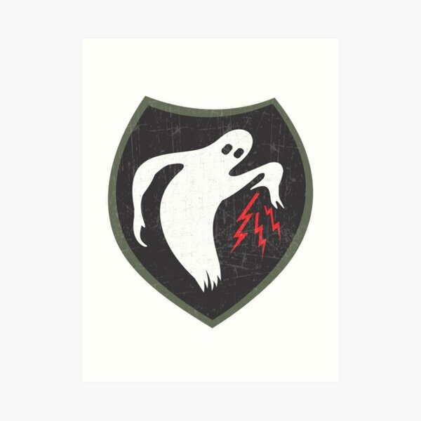 Ghost Army - 23rd Headquarters Special Troops T-Shirt Art Print