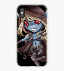 Tiny Queen of the Undead iPhone Case
