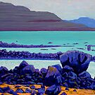 Galway Bay Rocks, Ireland by eolai